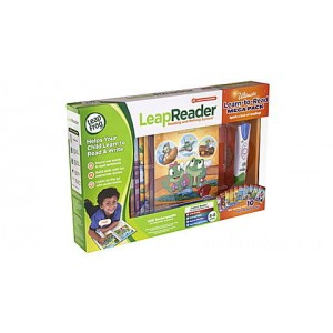 LeapReader® Learn-to-Read 10-Book Bundle Ages 4-8 yrs.