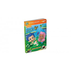 LeapReader™ Junior Book:  Nickelodeon Bubble Guppies: Bug's Day Out Ages 1-3 yrs.