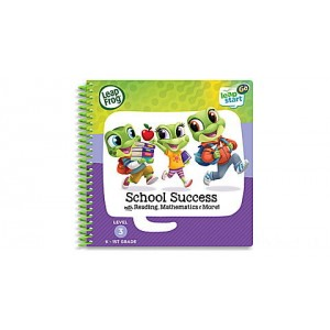 LeapStart® Go Deluxe Activity Set Combo Pack: The Human Body and School Success Bundle Ages 4-8 yrs.