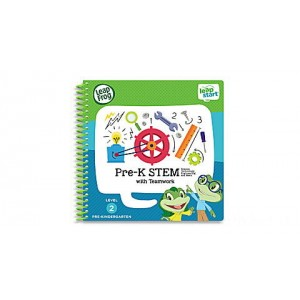 LeapStart® Level 2 Pre-Kindergarten Activity Book Bundle Ages 3-5 yrs.