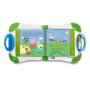 LeapStart® Peppa Pig Ages 2-5 yrs.