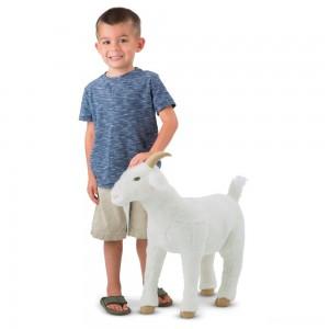 Melissa & Doug Goat Plush Toy - Sale