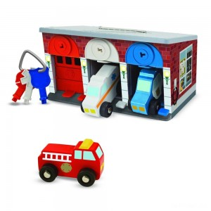 Melissa & Doug Keys & Cars Rescue Garage - Sale