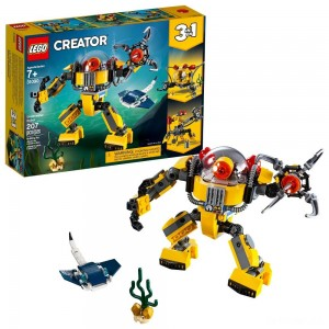LEGO Creator Underwater Robot 31090 - Sale