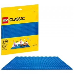 LEGO Classic Blue Baseplate 10714 - Sale