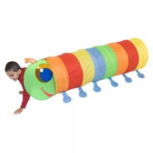 Melissa & Doug Sunny Patch Happy Giddy Crawl-Through Tunnel - Sale