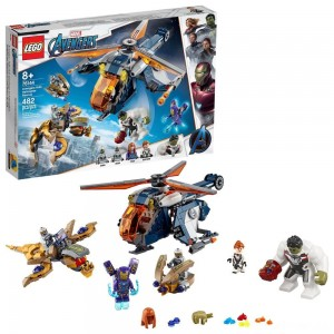 LEGO Super Heroes Marvel Avengers Hulk Helicopter Rescue 76144 - Sale
