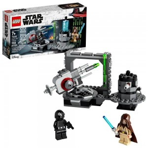 LEGO Star Wars: A New Hope Death Star Cannon 75246 Advanced Building Kit with Death Star Droid - Sale