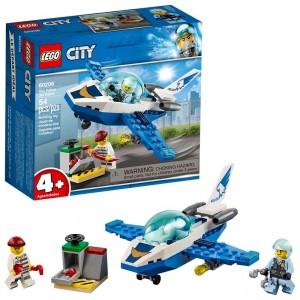 LEGO City Sky Police Jet Patrol 60206 - Sale