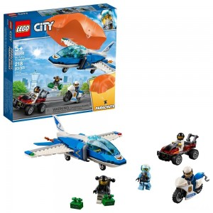 LEGO City Sky Police Parachute Arrest 60208 - Sale
