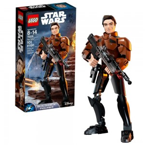 LEGO Star Wars Han Solo 75535 - Sale