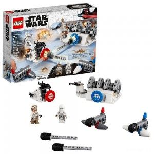 LEGO Star Wars Action Battle Hoth Generator Attack 75239 - Sale