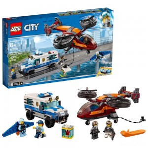 LEGO City Sky Police Diamond Heist 60209 - Sale