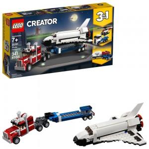 LEGO Creator Shuttle Transporter 31091 - Sale