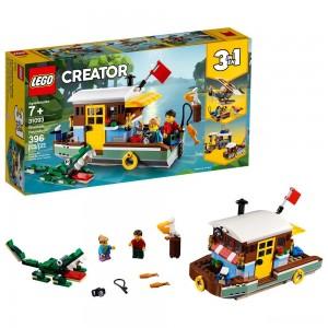 LEGO Creator Riverside Houseboat 31093 - Sale