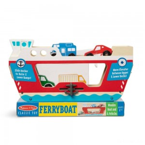 Melissa & Doug Ferryboat - Sale