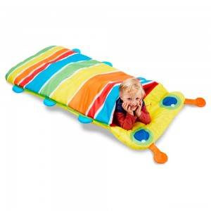 Melissa & Doug Sunny Patch Giddy Buggy Sleeping Bag With Matching Storage Bag - Sale