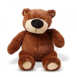 Melissa & Doug BonBon Bear - Teddy Bear Stuffed Animal (15 inches tall) - Sale