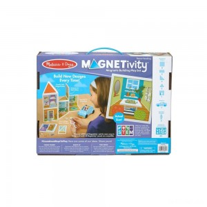 Melissa & Doug Magnetivity - Our House - Sale