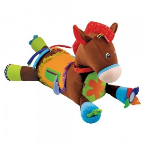 Melissa & Doug Giddy-Up and Play Baby Activity Toy - Multi-Sensory Horse - Sale