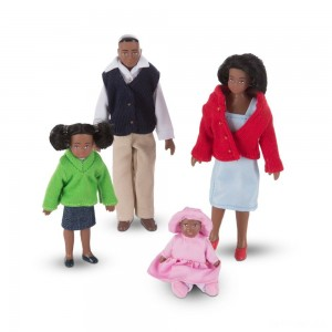 Melissa & Doug Victorian Doll Family - Sale